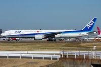 JA786A @ RJAA - All Nippon Airways - ANA