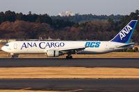 JA8358 @ RJAA - All Nippon Airways - ANA