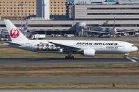 JA8979 @ RJTT - Japan Airlines - JAL