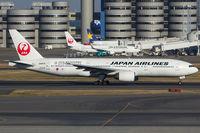 JA8978 @ RJTT - Japan Airlines - JAL