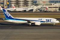 JA811A @ RJTT - All Nippon Airways - ANA