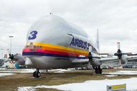F-GDSG @ EDHI - Airbus Industrie