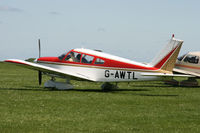 G-AWTL @ EGHA - Privately owned. - by Howard J Curtis