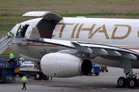 A6-DCC @ LOWW - Etihad Airways Airbus A330F - by Thomas Ranner