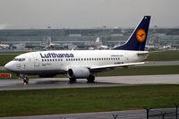 D-ABID @ EDDF - Lufthansa Boeing 737 - by Thomas Ranner