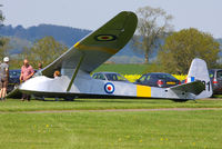 BGA3290 @ X3HU - Coventry Gliding Club, Husbands Bosworth - by Chris Hall