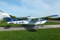 G-AYWD photo, click to enlarge