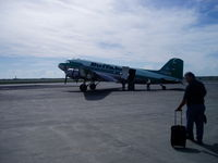 C-GWZS @ CYZF - Buffalo Airways DC-3 - by Doug Longard