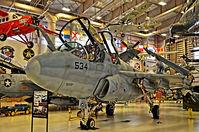 156481 @ KNPA - Northrop Grumman EA-6B Prowler BuNo 156481 (C/N P-4) VX-23  National Naval Aviation Museum TDelCoro May 10, 2013 - by Tomás Del Coro