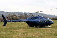 G-OCFD @ EGBC - Bell 206B3 Jet Ranger III [3165] Cheltenham Racecourse~G 16/03/2012