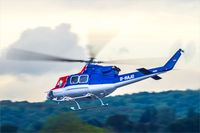 D-HAJO @ EDDR - 2004 Bell Bell 412 - by Jerzy Maciaszek
