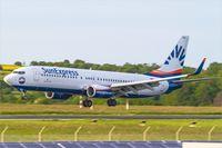 TC-SNU @ EDDR - Boeing 737-8HC, - by Jerzy Maciaszek