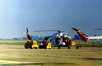 1466 @ EFD - United States Coast Guard HH-52A Sea Guardian as seen at Ellington AFB in October 1978. - by Peter Nicholson