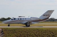 N619TC @ ORL - CJ1 leaving NBAA
