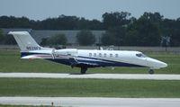 N626FX @ ORL - Flexjet Lear 40