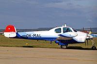 OK-MAL @ LKTB - LET L-200A Morava [170702] (Blue Sky Service) Brno-Turany~OK 09/09/2007