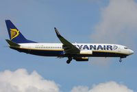 EI-DYT @ EGSS - Ryanair - by Chris Hall