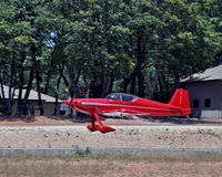 N122KP @ GOO - Landing at Nevada Co. Air Park, Grass Valley, CA. - by Phil Juvet