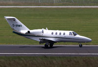 D-IRWR @ LOWW - Cessna 525 - by Thomas Ranner