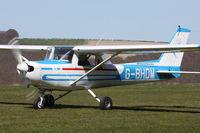 G-BHDM @ EGHA - RAF Benson Flying Club - by Howard J Curtis