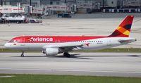 N664AV @ MIA - Avianca A320