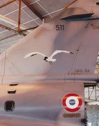 511 @ LFSD - la mouette EC 2/2 squadron insigna, Dijon 1994 - by olivier Cortot