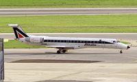 I-EXMB @ LOWW - Embraer EMB-145LR [145330] (Alitalia Express) Vienna-Schwechat~OE 12/09/2007