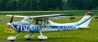 D-MEHN @ EDLM - Seen here parked at the apron at Marl-Loemühle (EDLM) - by A. Gendorf