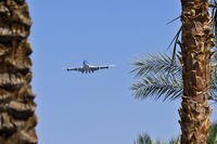 92-9000 @ KPSP - Air Force One. Arrival at Palm Springs - by Jeff Sexton