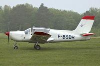 F-BSDH @ LFFQ - At 2013 Airshow at La Ferte Alais , Paris