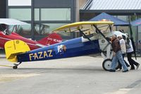 F-AZAZ @ LFFQ - At 2013 Airshow at La Ferte Alais , Paris