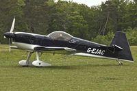 G-EJAC @ LFFQ - At 2013 Airshow at La Ferte Alais , Paris