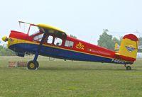 F-GDPX @ LFFQ - At 2013 Airshow at La Ferte Alais , Paris, France