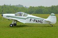 F-PAMC @ LFFQ - At 2013 Airshow at La Ferte Alais , Paris, France