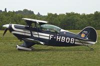 F-HBOB @ LFFQ - At 2013 Airshow at La Ferte Alais , Paris, France