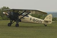 F-BGUV @ LFFQ - At 2013 Airshow at La Ferte Alais , Paris, France