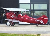 N4418 @ LFFQ - At 2013 Airshow at La Ferte Alais , Paris, France