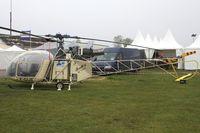 F-GIJE @ LFFQ - At 2013 Airshow at La Ferte Alais , Paris, France
