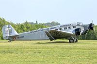 HB-HOT @ LFFQ - At 2013 Airshow at La Ferte Alais , Paris, France