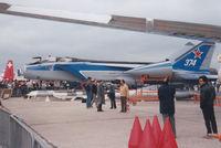 374 @ LFPB - Paris airshow 1991 - by olivier Cortot
