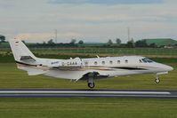 D-CAAA @ LOWW - Cessna 560XL - by Dietmar Schreiber - VAP