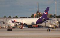 N684FE @ MIA - Fed Ex A300