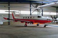 OE-EKD @ LOWW - Pilatus PC-12 [142] Vienna-Schwechat~OE 13/09/2007