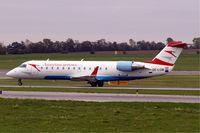 OE-LCM @ LOWW - Canadair CRJ-200LR [7205] (Austrian Arrows) 13/09/2007