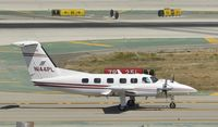 N144PL @ KLAX - Taxiing to parking