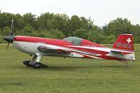 HB-MTR @ LFFQ - At 2013 Airshow at La Ferte Alais , Paris, France