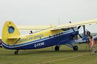 D-FKME @ LFFQ - At 2013 Airshow at La Ferte Alais , Paris, France