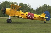 F-AZJR @ LFFQ - At 2013 Airshow at La Ferte Alais , Paris, France