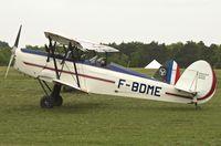 F-BDME @ LFFQ - At 2013 Airshow at La Ferte Alais , Paris, France