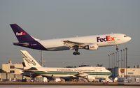N686FE @ MIA - Fed Ex A300